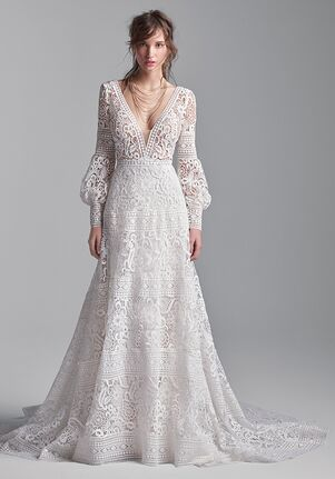 Sottero and Midgley FINLEY A-Line Wedding Dress