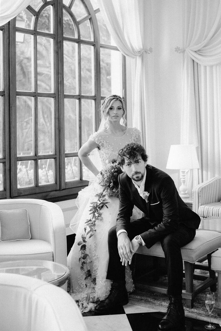 Aly michalkas wedding day