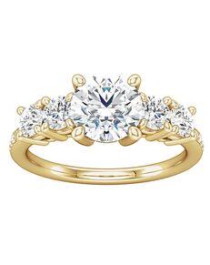 ever&ever Unique Princess, Asscher, Cushion, Emerald, Round, Oval Cut Engagement Ring