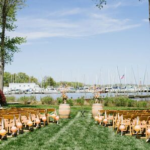 Waterfront Ceremony