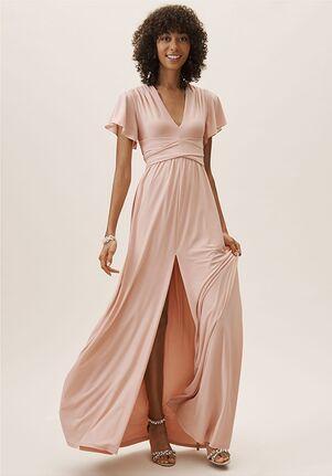 BHLDN (Bridesmaids) Mendoza Dress V-Neck Bridesmaid Dress