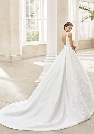 Rosa Clará TROPICO Ball Gown Wedding Dress