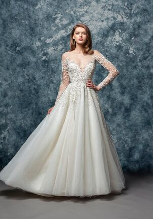 Enaura Bridal Couture EF810- Eden A-Line Wedding Dress