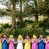 A Fun and Festive Beach Wedding in Malibu, CA