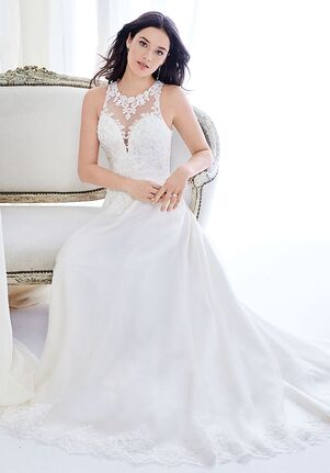 Kenneth Winston: Ella Rosa Collection BE408 A-Line Wedding Dress