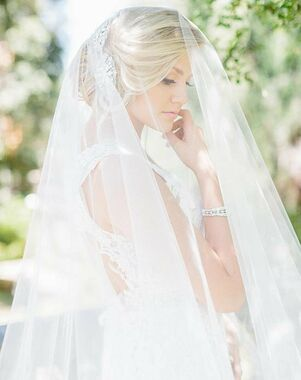 Bel Aire Bridal V7234 Veil