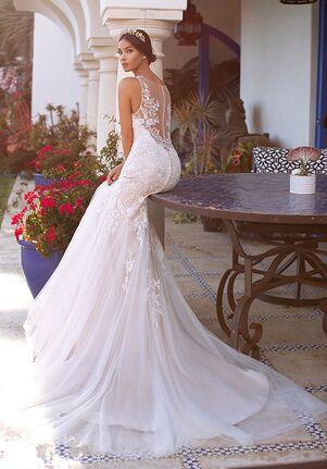 Moonlight Collection J6745 Mermaid Wedding Dress