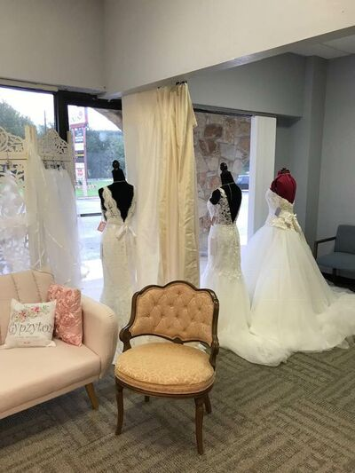 Gypzytoz Bridal Boutique