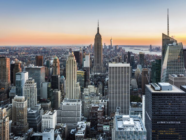 New York City Honeymoon Weather And Travel Guide