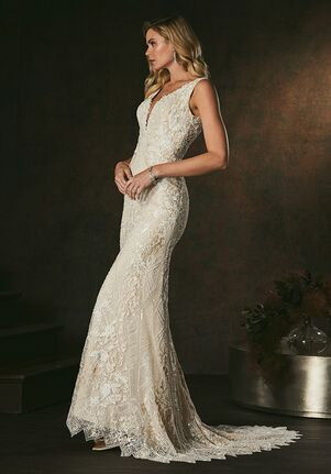 Amaré Couture C153 Rosella Mermaid Wedding Dress