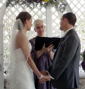 Boyertown, PA Wedding Officiant | Rev. Pamela L. Brehm