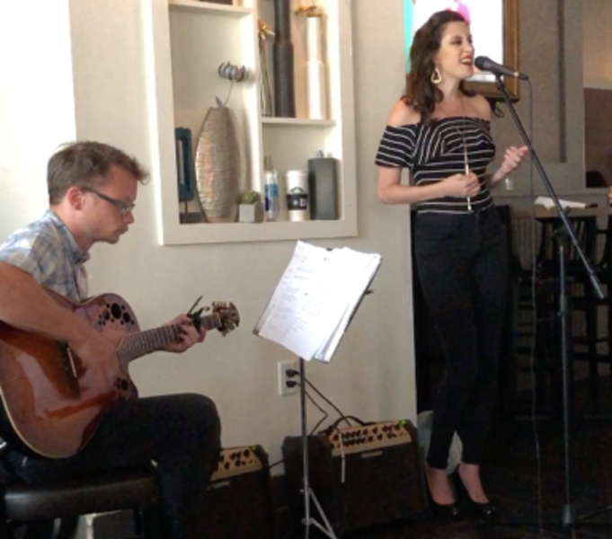 Abby Lee Mosconi Duo - Acoustic Duo - Philadelphia, PA