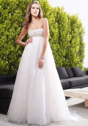 Amaré Couture B009 Ball Gown Wedding Dress