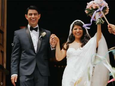 Watch These Grooms Lose It When Their Brides Walk Down the Aisle