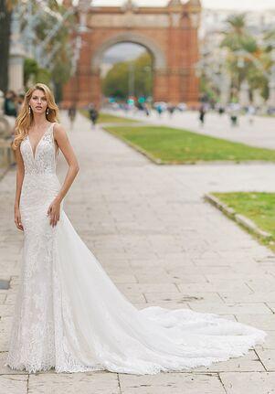 Rosa Clará TENERIFE Mermaid Wedding Dress
