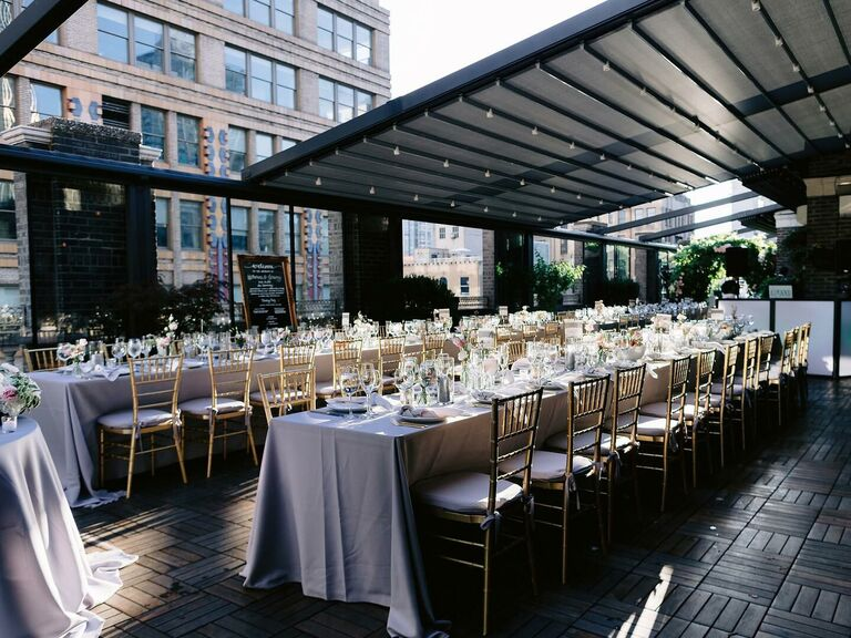 Wedding venue in NYC.