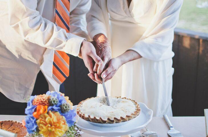 Homemade Wedding Pies