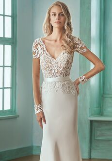 Jasmine Collection F201003 Mermaid Wedding Dress