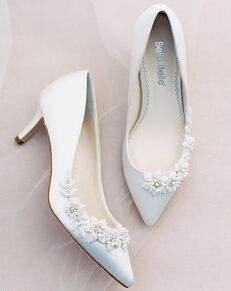 Bella Belle IRIS IVORY Ivory Shoe