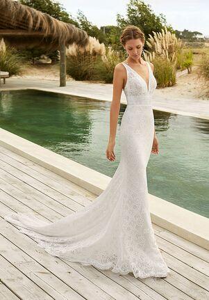 Aire Barcelona VINYET Mermaid Wedding Dress