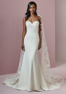 Rebecca Ingram Billie Sheath Wedding Dress