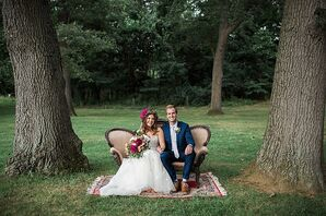 Wildwood Metropark Fall Wedding