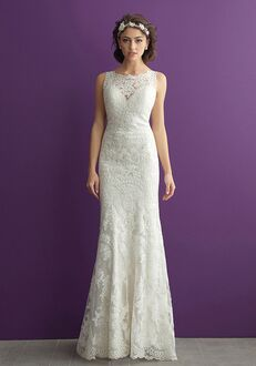 Allure Romance 2960 Sheath Wedding Dress