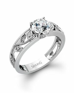 Simon G Jewelry Engagement Rings The Knot