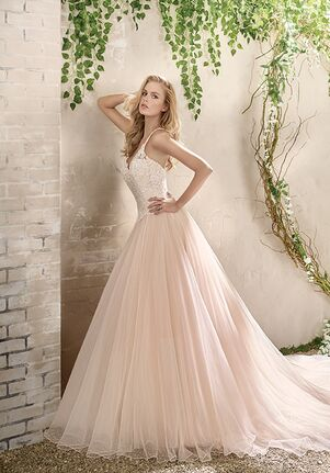 Jasmine Collection F191018 Ball Gown Wedding Dress