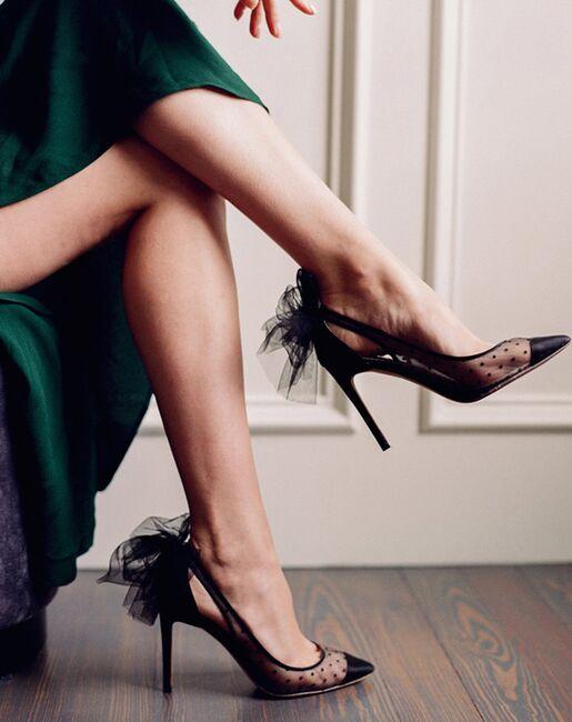 Bella Belle MATILDA BLACK Black Shoe