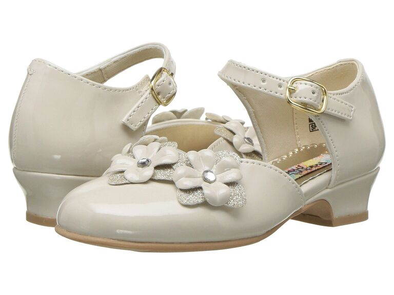 7d38f501e 30 Flower Girls Shoes That ll Put Extra Pep in Her Step