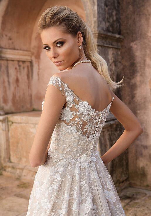 Justin Alexander 88048 A-Line Wedding Dress