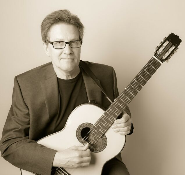Stan Hamrick - Acoustic Guitar - Guitarist - Richmond, VA
