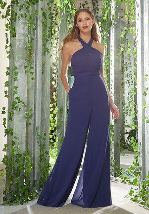 Morilee by Madeline Gardner Bridesmaids 21626 Halter Bridesmaid Dress