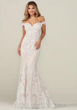 Avery Austin Samantha Mermaid Wedding Dress