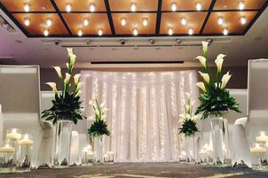 Wedding reception venues in houston tx the knot magnolia hotel junglespirit Images