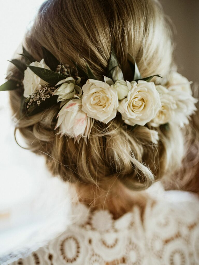 17 Stunning Wedding Hairstyles You\'ll Love