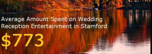 Stamford Wedding Entertainment Costs
