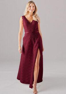 Kennedy Blue Eleanor V-Neck Bridesmaid Dress