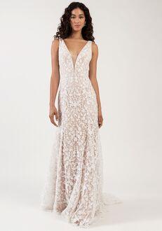 Jenny by Jenny Yoo Carson Mermaid Wedding Dress