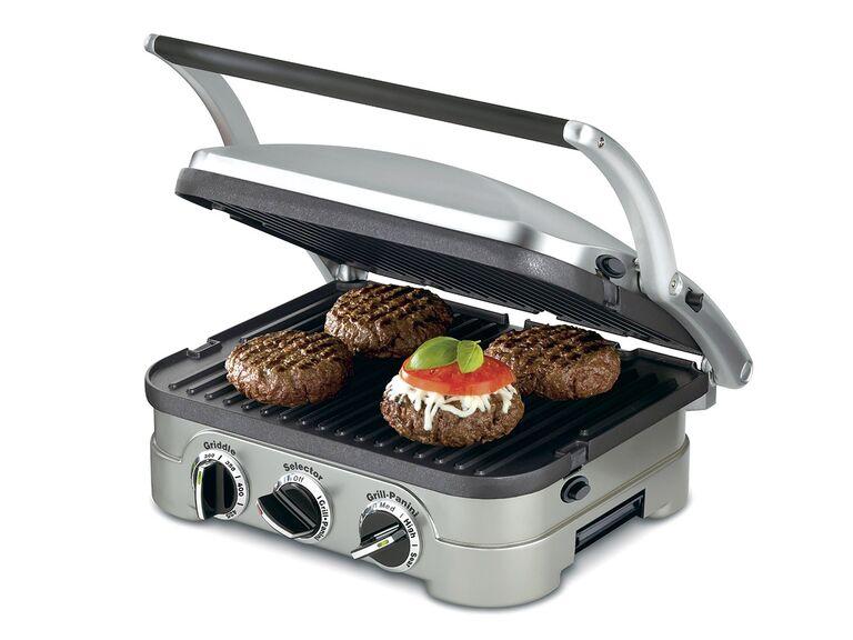 Cuisinart GR-4N best electric grill