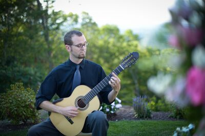 Jeremy Milligan Wedding Guitarist