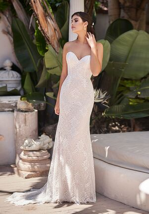 Simply Val Stefani ADIRA Mermaid Wedding Dress