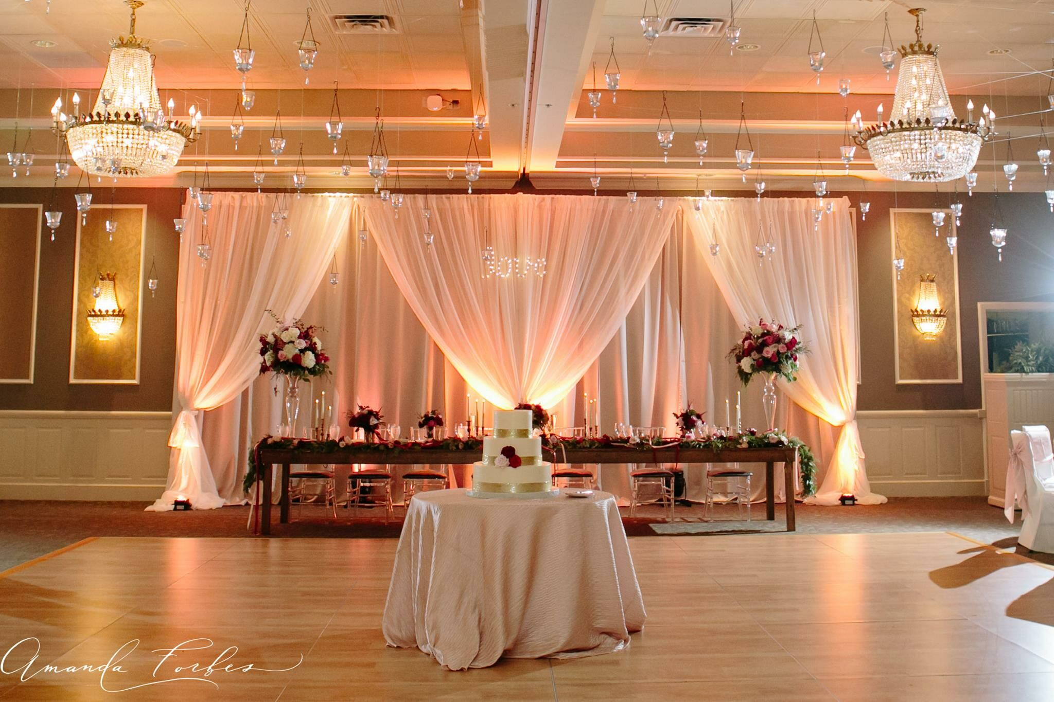 Forest Hills Country Club Reception Venues