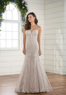 Essense of Australia D2451 Wedding Dress
