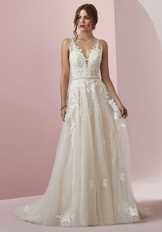 Rebecca Ingram Camille Wedding Dress The Knot