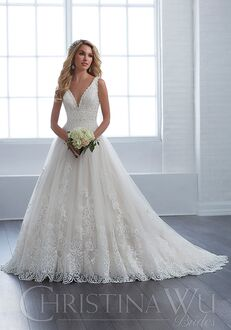 Christina Wu 15653 A-Line Wedding Dress