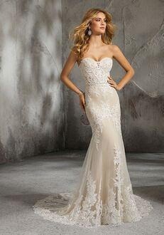 Morilee by Madeline Gardner 8278 / Lisette Sheath Wedding Dress