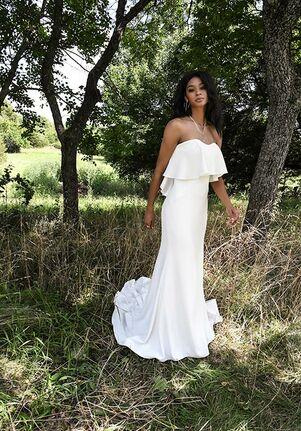 All Who Wander Tasma Sheath Wedding Dress