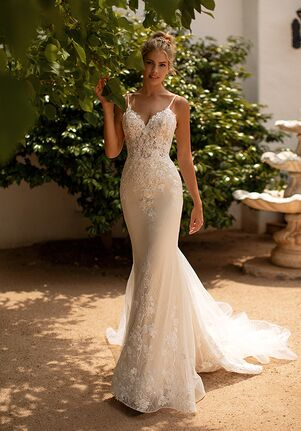 Moonlight Collection J6780 Mermaid Wedding Dress